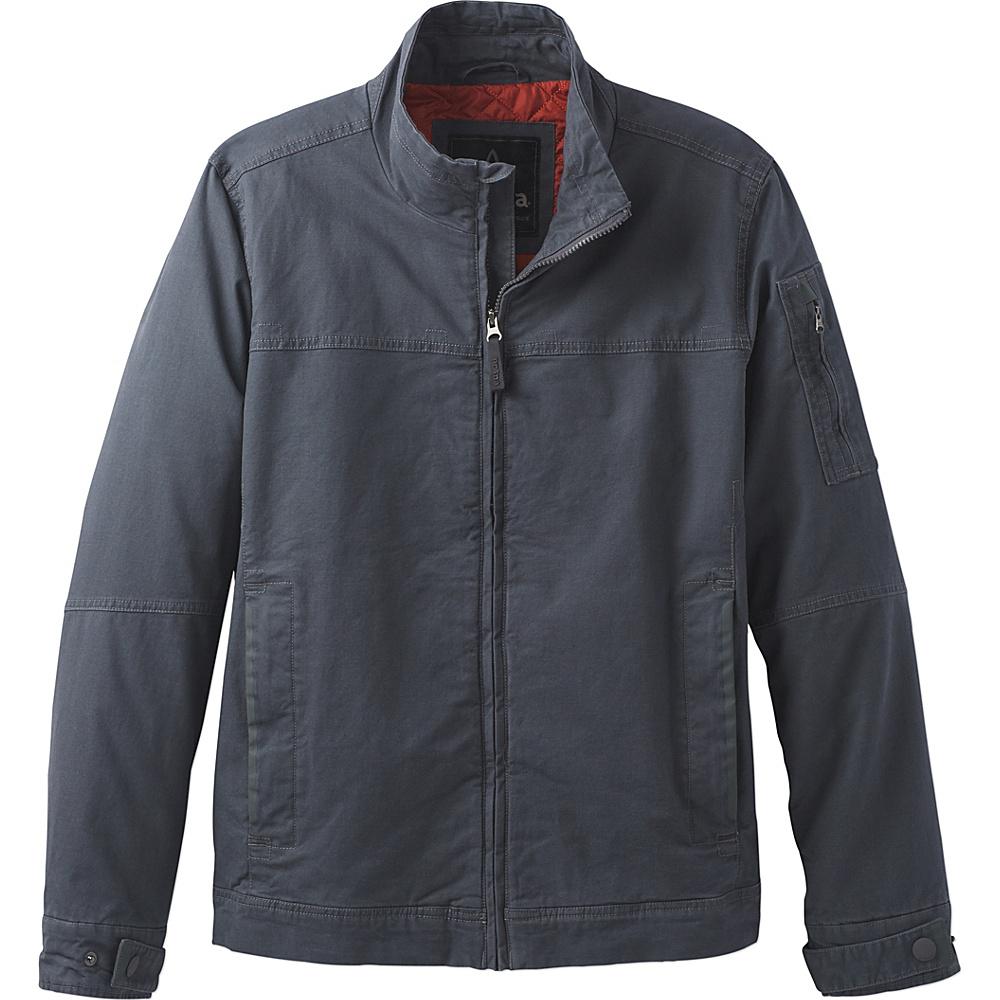 PrAna Bronson Jacket S - Coal - PrAna Mens Apparel - Apparel & Footwear, Men's Apparel