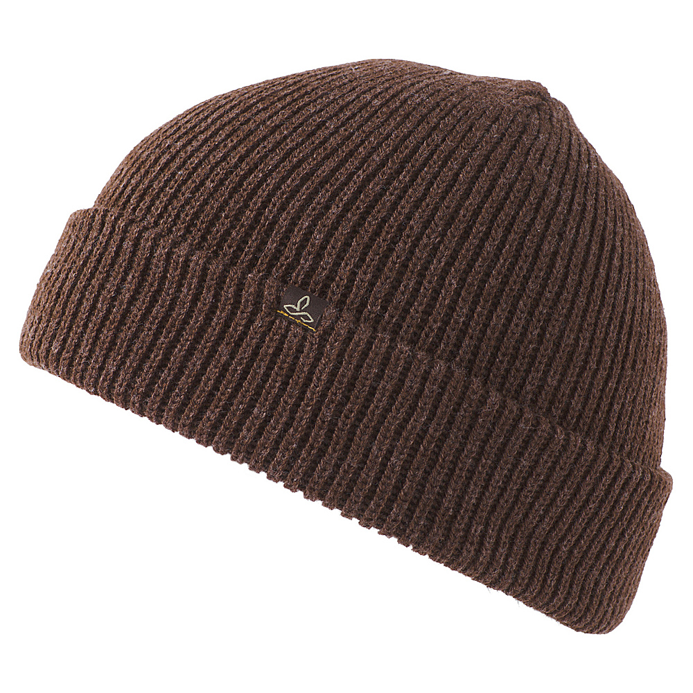 PrAna Toren Beanie One Size - Coffee Bean - PrAna Hats - Fashion Accessories, Hats