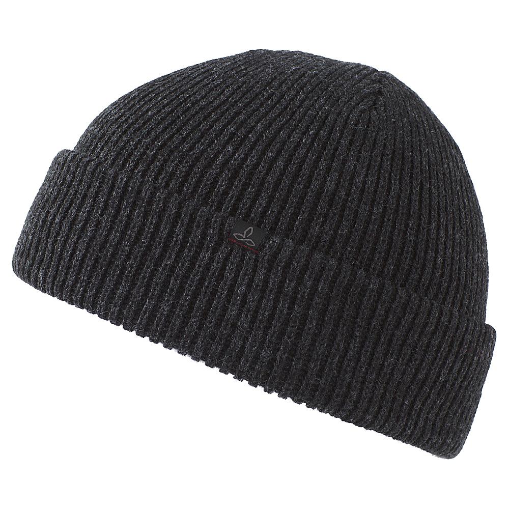 PrAna Toren Beanie One Size - Charcoal - PrAna Hats - Fashion Accessories, Hats