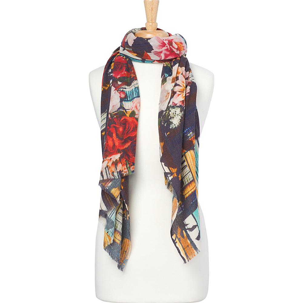 PrAna Lucy Scarf Multi - PrAna Scarves - Fashion Accessories, Scarves