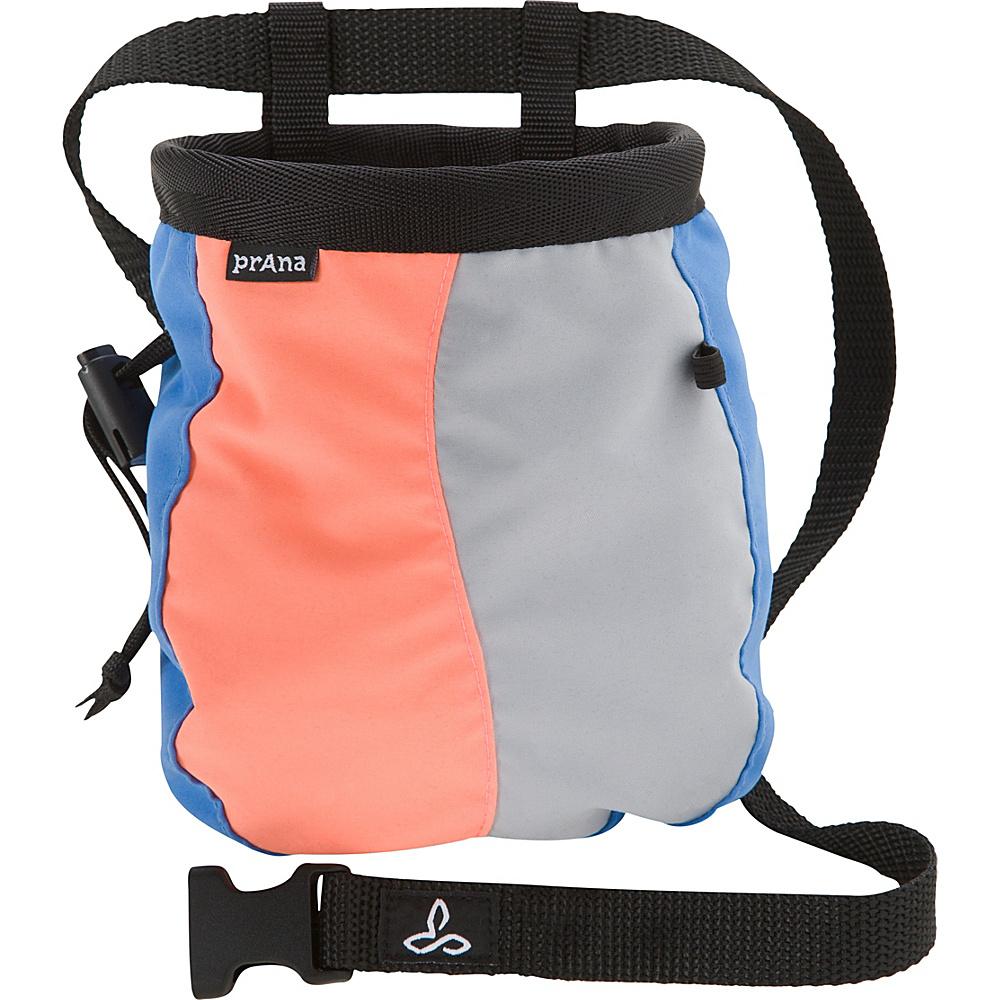 PrAna Geo Chalk Bag with Belt Summer Peach - PrAna Sports Accessories - Sports, Sports Accessories