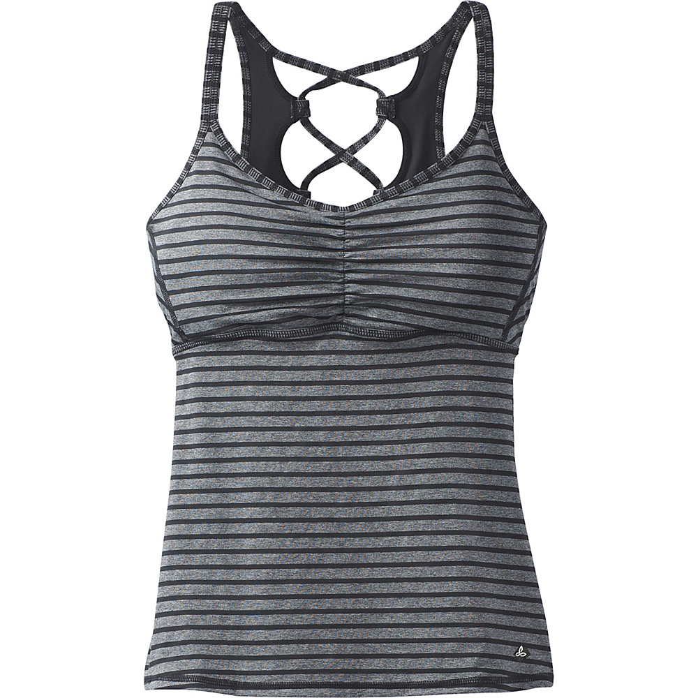 PrAna Filament Tank XS - Black - PrAna Womens Apparel - Apparel & Footwear, Women's Apparel