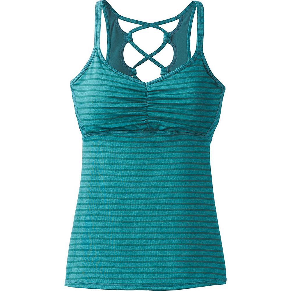 PrAna Filament Tank M - North Sea - PrAna Womens Apparel - Apparel & Footwear, Women's Apparel