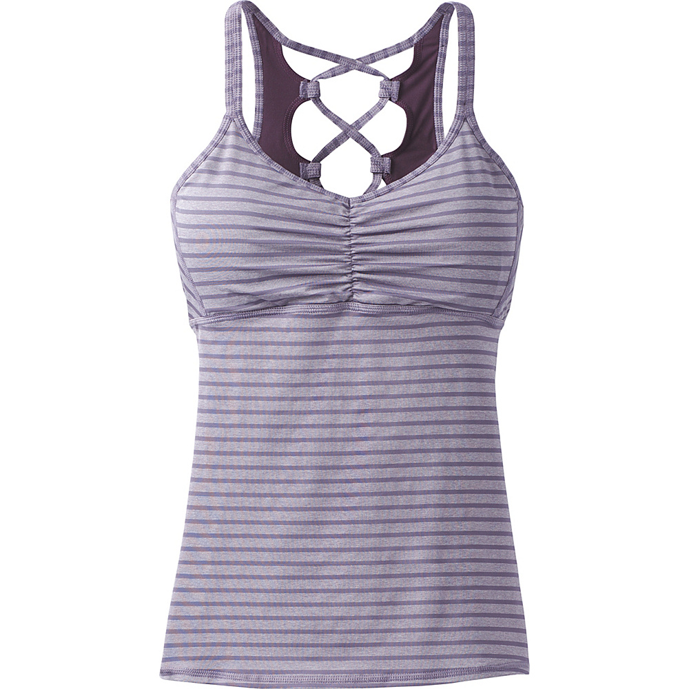 PrAna Filament Tank L - Purple Mountain - PrAna Womens Apparel - Apparel & Footwear, Women's Apparel