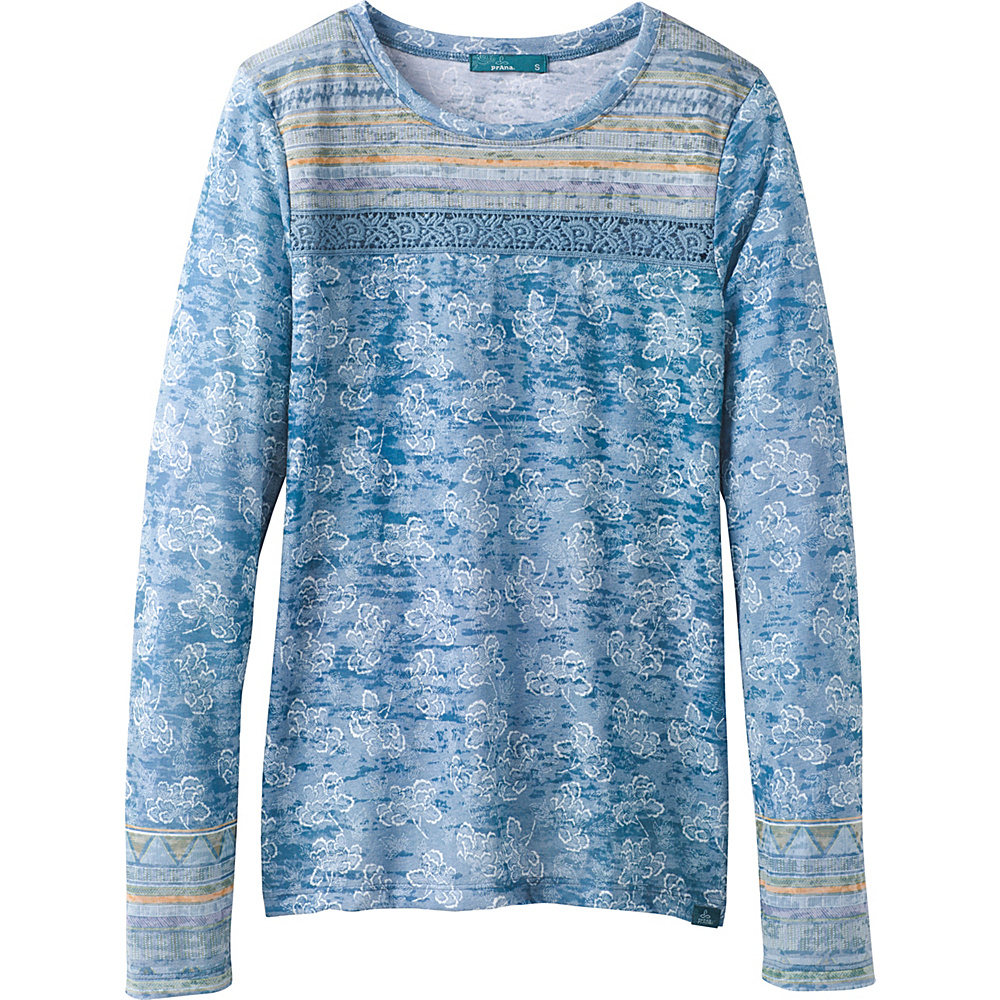 PrAna Tilly Top M - Deep Balsam Willow - PrAna Womens Apparel - Apparel & Footwear, Women's Apparel