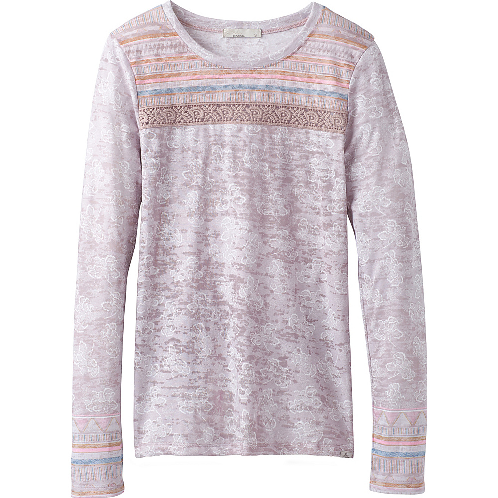 PrAna Tilly Top XL - Earth Grey Willow - PrAna Womens Apparel - Apparel & Footwear, Women's Apparel