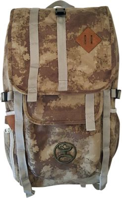 Hooey Top Loading Laptop Backpack Camo - Hooey Laptop Backpacks