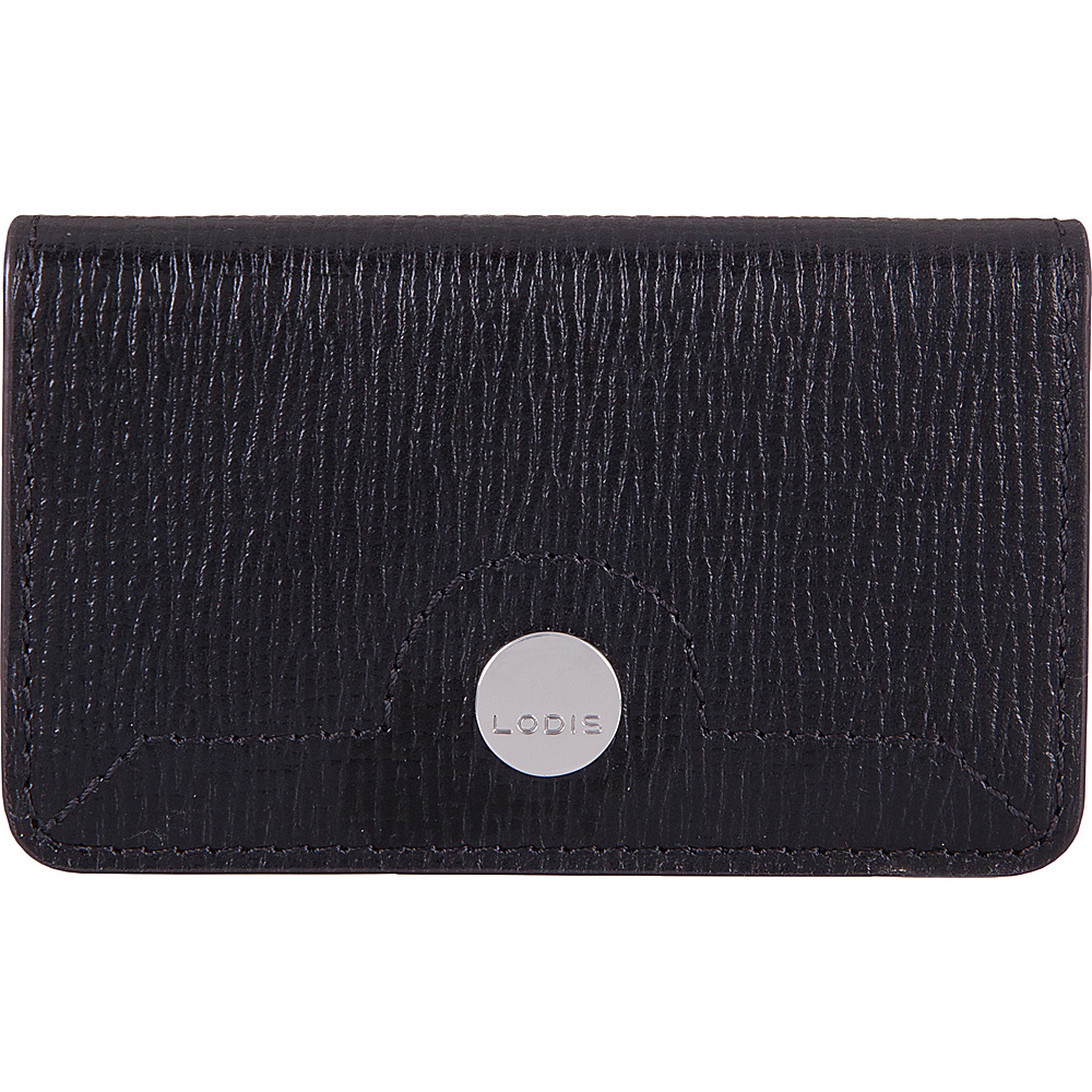 Lodis Business Chic RFID Mini Card Case Black - Lodis Womens Wallets - Women's SLG, Women's Wallets