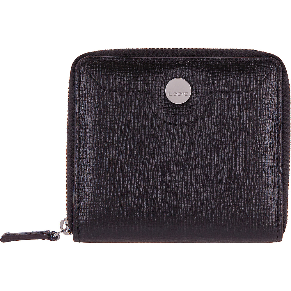 Lodis Business Chic RFID Amaya Zip French Wallet Black - Lodis Womens Wallets - Women's SLG, Women's Wallets