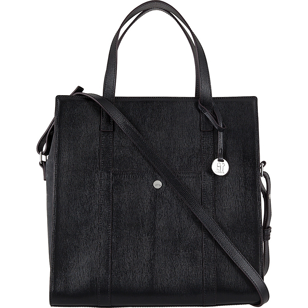 Lodis Business Chic RFID Nikita Work Tote Black - Lodis Womens Business Bags - Work Bags & Briefcases, Women's Business Bags