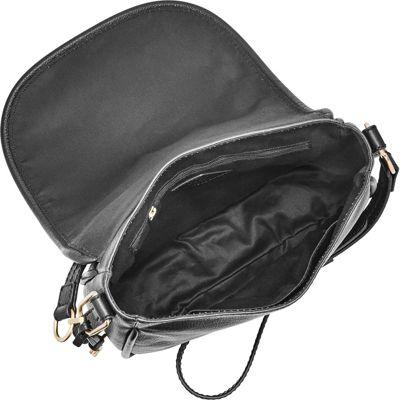 Fossil Rumi Crossbody Saddle - Fossil Leather Handbags