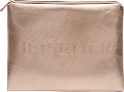 MyTagAlongs Goddess Jetsetter Pouch Rose Gold - MyTagAlongs Toiletry Kits