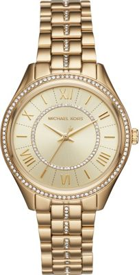 Michael Kors Watches Lauryn Three-Hand Watch Gold - Michael Kors Watches Watches