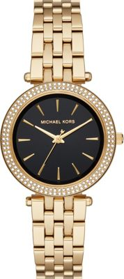 Michael Kors Watches Mini Darci Three-Hand Watch Gold - Michael Kors Watches Watches