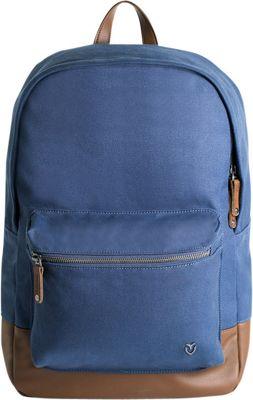 Vessel Refined Backpack Navy - Vessel Laptop Backpacks