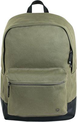 Vessel Refined Backpack Olive - Vessel Laptop Backpacks