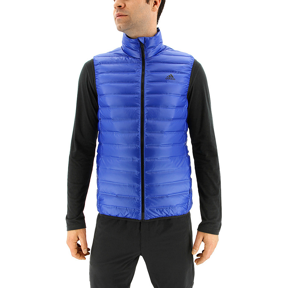 adidas outdoor Mens Varilite Vest L - Collegiate Royal - adidas outdoor Mens Apparel - Apparel & Footwear, Men's Apparel