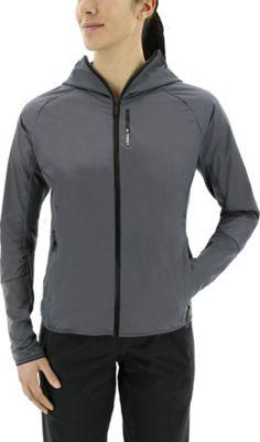 adidas outdoor Womens Terrex Skyclimb Fleece Jacket XL - Grey Five - adidas outdoor Women's Apparel