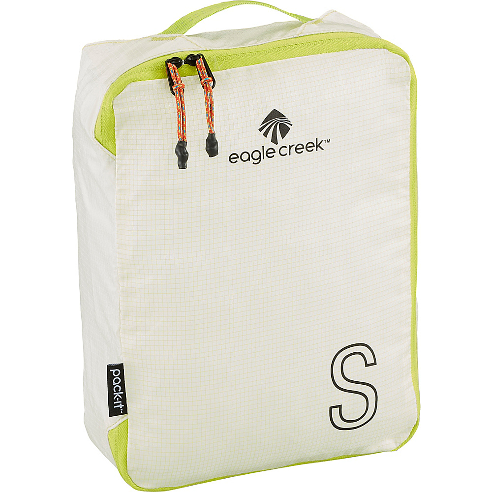 Eagle Creek Pack-It Specter Tech Cube S White/Strobe - Eagle Creek Travel Organizers - Travel Accessories, Travel Organizers