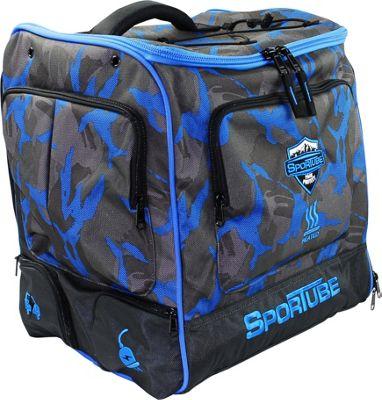 Image of Sportube Toaster Elite Heated Boot Bag Camo - Sportube Ski and Snowboard Bags