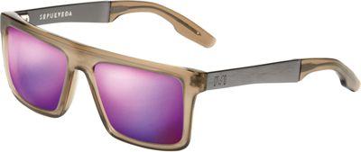 IVI Sepulveda Sunglasses Matte Dust - Matte Gunmetal - IVI Eyewear