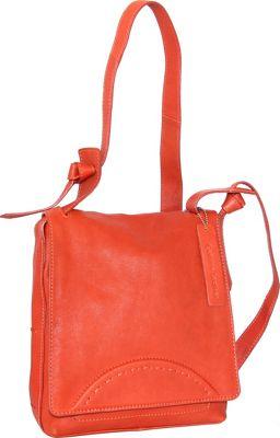 Nino Bossi Ginnie Crossbody Sunset - Nino Bossi Leather Handbags