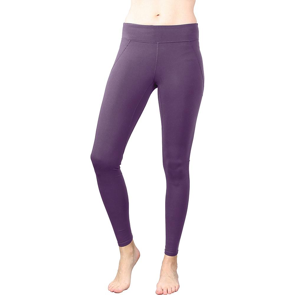 Soybu Commando Legging XS - Concord Grape - Soybu Womens Apparel - Apparel & Footwear, Women's Apparel