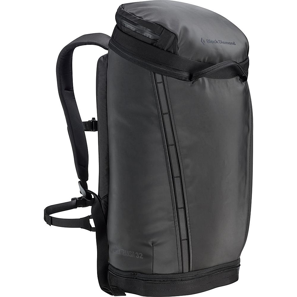 Black Diamond Creek Transit 32 Pack Black - Black Diamond Laptop Backpacks - Backpacks, Laptop Backpacks