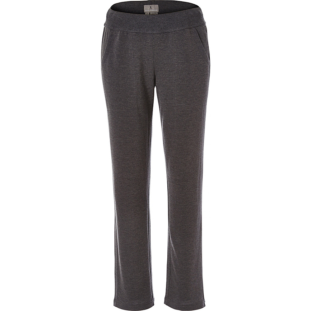 Royal Robbins Womens Channel Island Pant S - 31in - Charcoal - Royal Robbins Womens Apparel - Apparel & Footwear, Women's Apparel