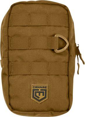 Cannae Pro Gear EDC Pouch Coyote - Cannae Pro Gear Tactical