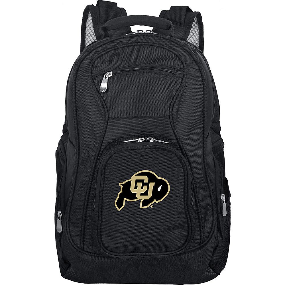 MOJO Denco College NCAA Laptop Backpack Colorado - MOJO Denco Business & Laptop Backpacks - Backpacks, Business & Laptop Backpacks