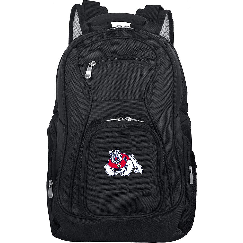 MOJO Denco College NCAA Laptop Backpack Fresno State - MOJO Denco Business & Laptop Backpacks - Backpacks, Business & Laptop Backpacks