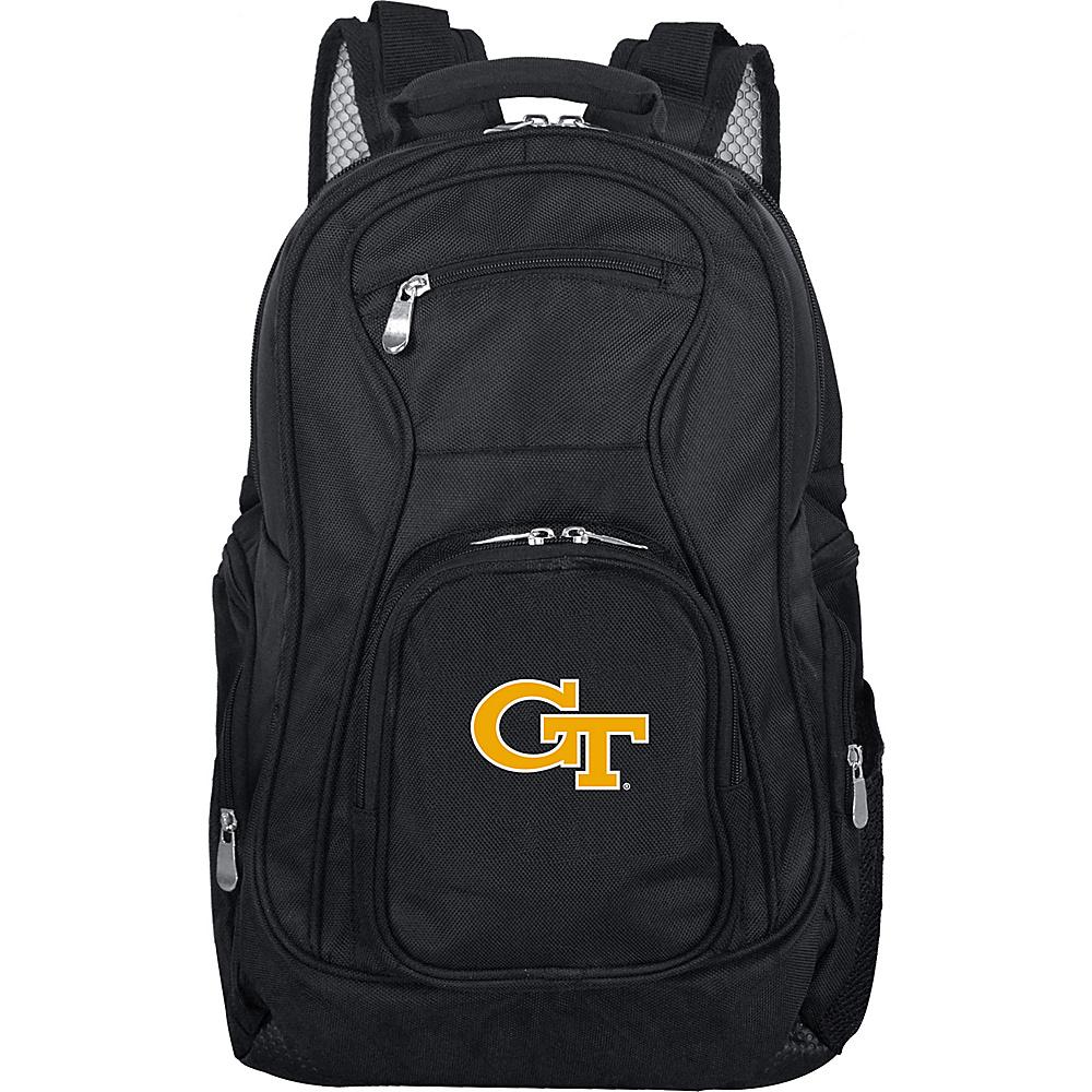 MOJO Denco College NCAA Laptop Backpack Georgia Tech - MOJO Denco Business & Laptop Backpacks - Backpacks, Business & Laptop Backpacks