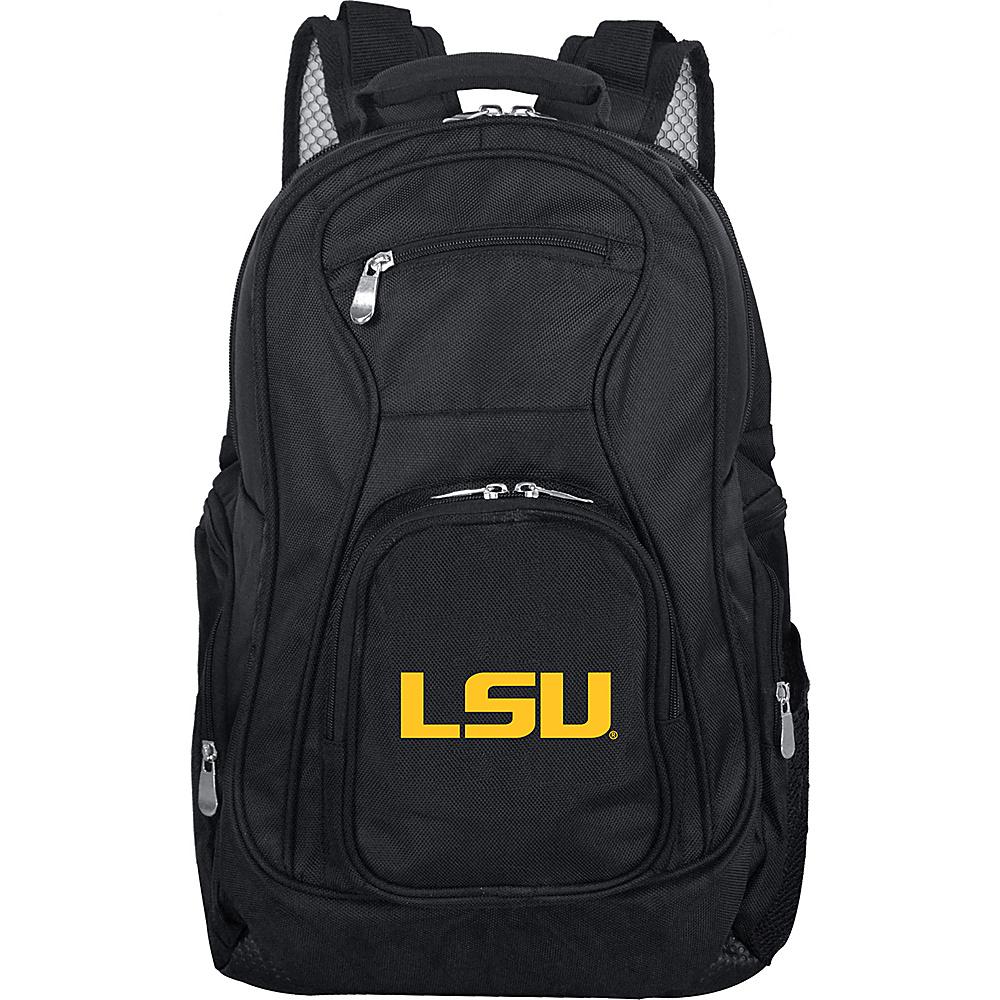 MOJO Denco College NCAA Laptop Backpack LSU - MOJO Denco Business & Laptop Backpacks - Backpacks, Business & Laptop Backpacks