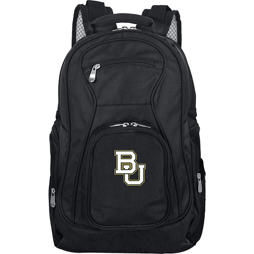 MOJO Denco College NCAA Laptop Backpack Baylor - MOJO Denco Business & Laptop Backpacks - Backpacks, Business & Laptop Backpacks