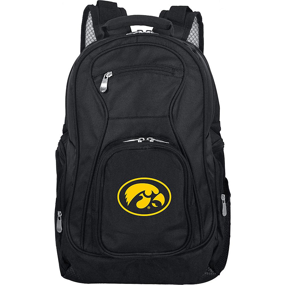 MOJO Denco College NCAA Laptop Backpack Iowa - MOJO Denco Business & Laptop Backpacks - Backpacks, Business & Laptop Backpacks