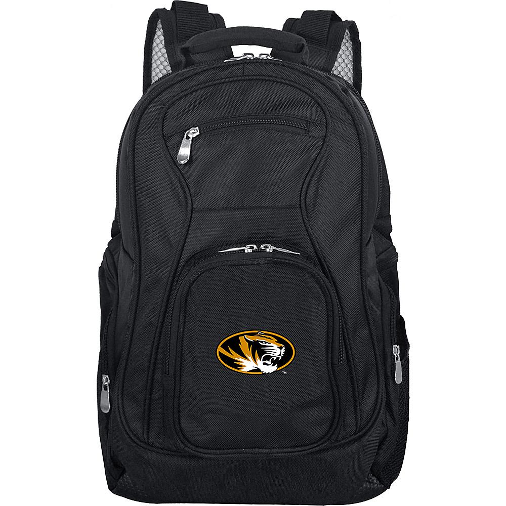 MOJO Denco College NCAA Laptop Backpack Missouri - MOJO Denco Business & Laptop Backpacks - Backpacks, Business & Laptop Backpacks