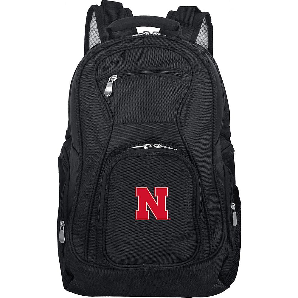 MOJO Denco College NCAA Laptop Backpack Nebraska - MOJO Denco Business & Laptop Backpacks - Backpacks, Business & Laptop Backpacks