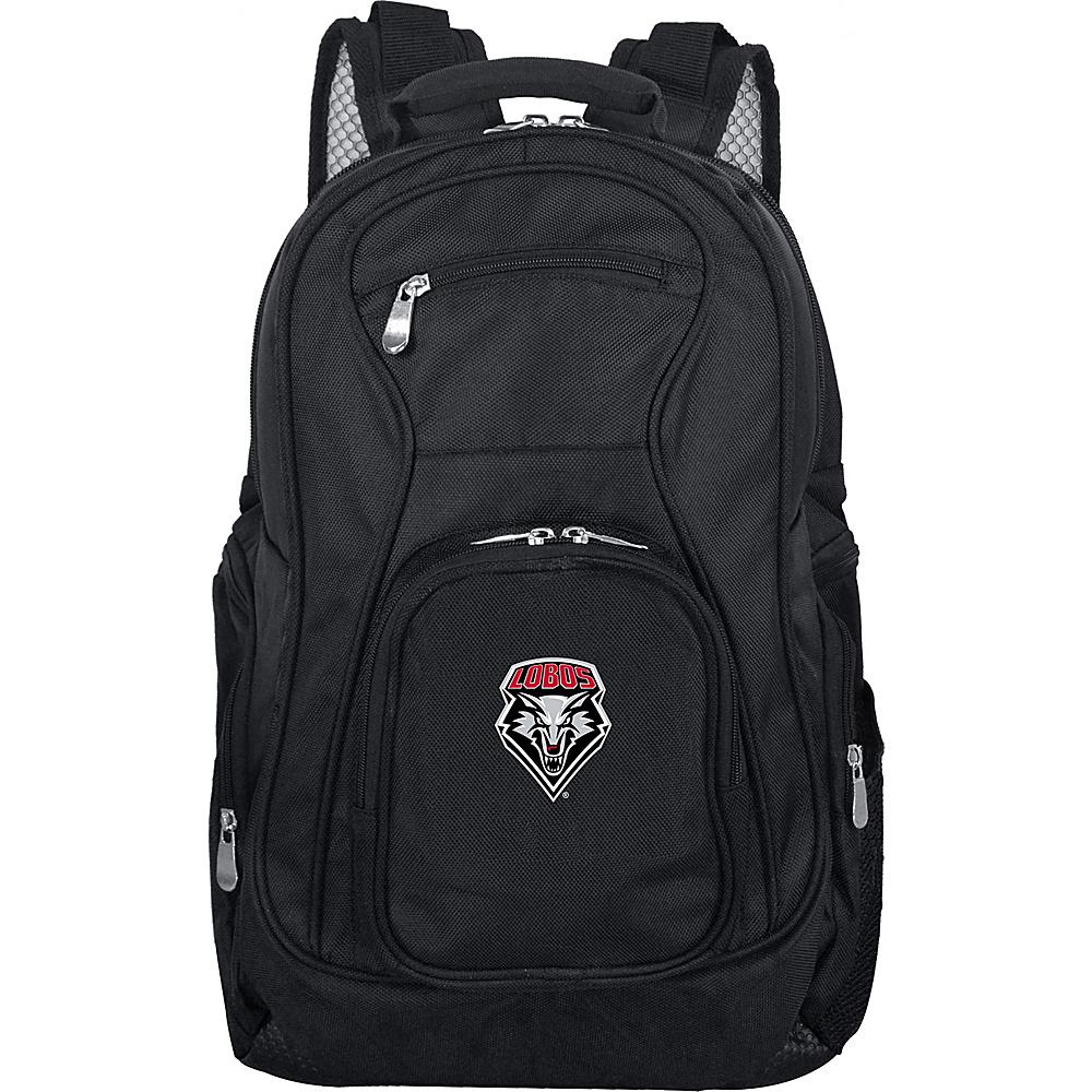 MOJO Denco College NCAA Laptop Backpack New Mexico - MOJO Denco Business & Laptop Backpacks - Backpacks, Business & Laptop Backpacks