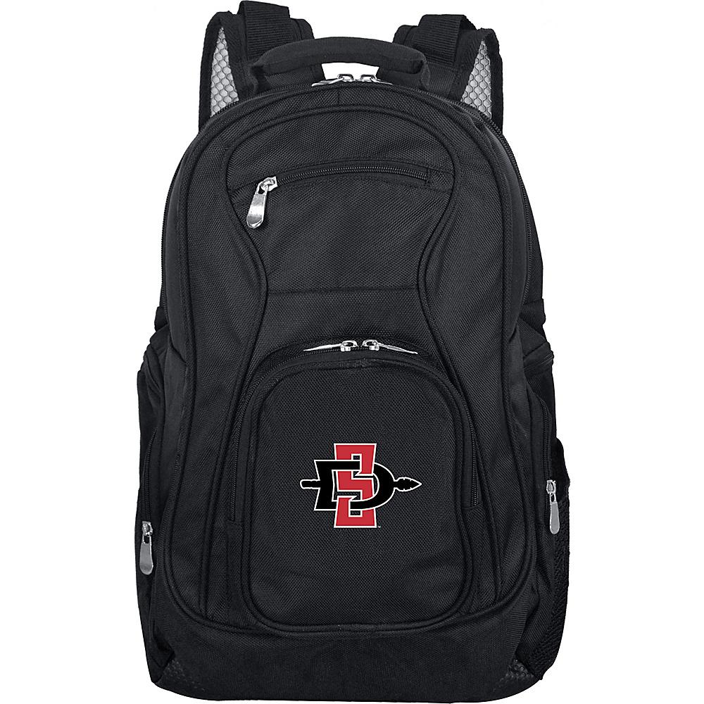 MOJO Denco College NCAA Laptop Backpack San Diego State - MOJO Denco Business & Laptop Backpacks - Backpacks, Business & Laptop Backpacks