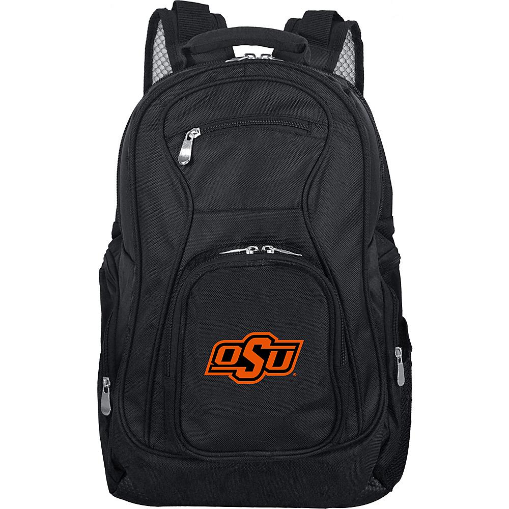 MOJO Denco College NCAA Laptop Backpack Oklahoma State - MOJO Denco Business & Laptop Backpacks - Backpacks, Business & Laptop Backpacks
