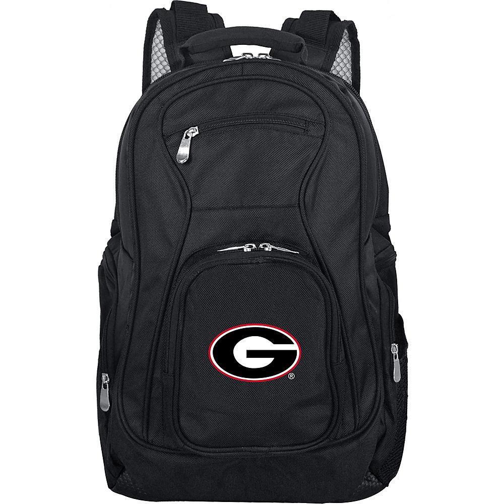 MOJO Denco College NCAA Laptop Backpack Georgia - MOJO Denco Business & Laptop Backpacks - Backpacks, Business & Laptop Backpacks