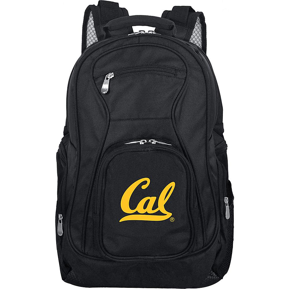 MOJO Denco College NCAA Laptop Backpack Berkeley - MOJO Denco Business & Laptop Backpacks - Backpacks, Business & Laptop Backpacks