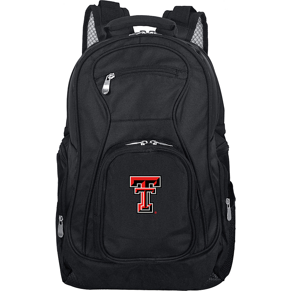 MOJO Denco College NCAA Laptop Backpack Texas Tech - MOJO Denco Business & Laptop Backpacks - Backpacks, Business & Laptop Backpacks