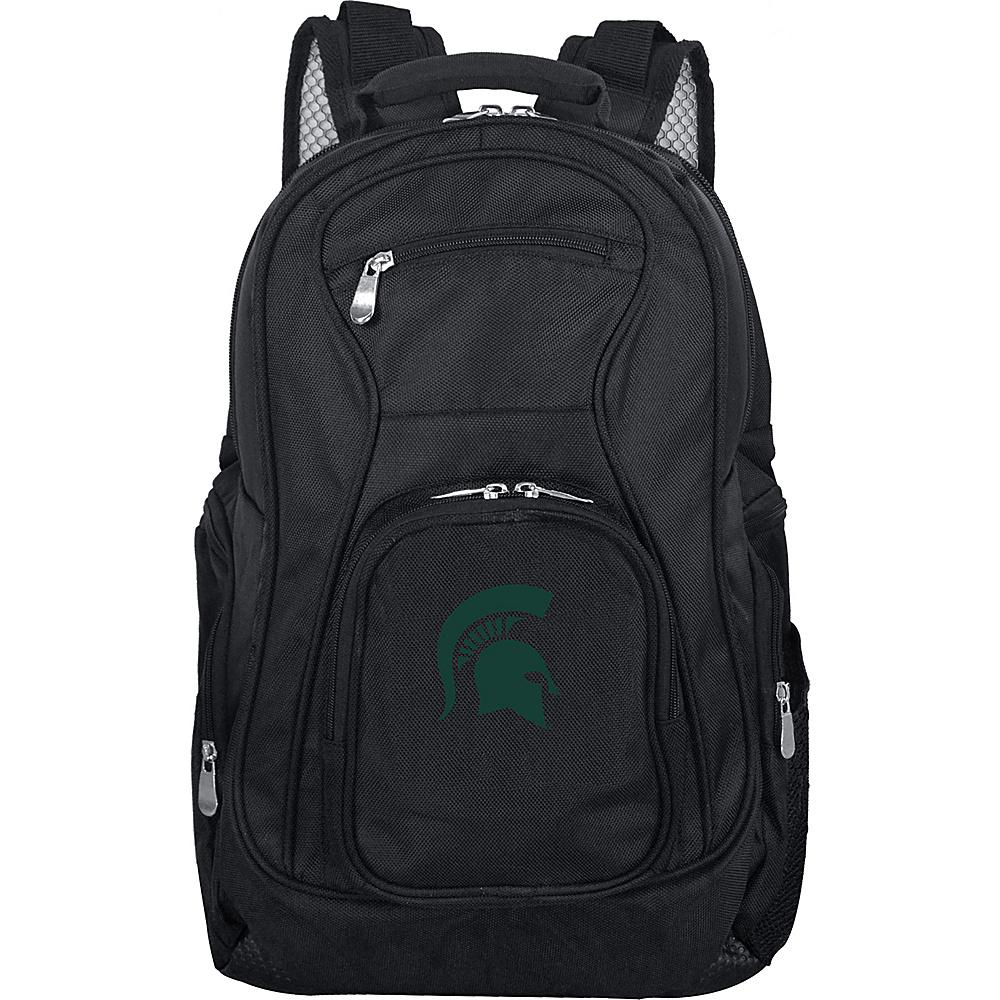 MOJO Denco College NCAA Laptop Backpack Michigan State - MOJO Denco Business & Laptop Backpacks - Backpacks, Business & Laptop Backpacks