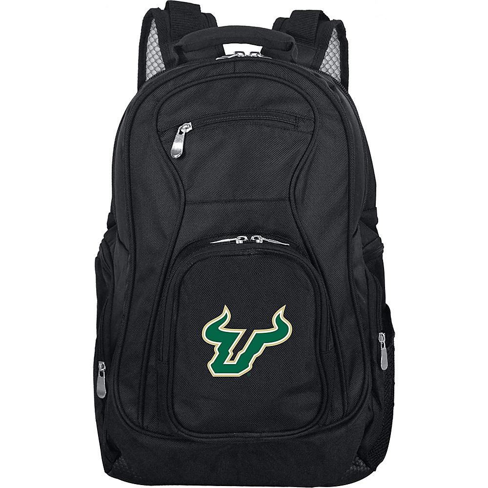 MOJO Denco College NCAA Laptop Backpack South Florida - MOJO Denco Business & Laptop Backpacks - Backpacks, Business & Laptop Backpacks