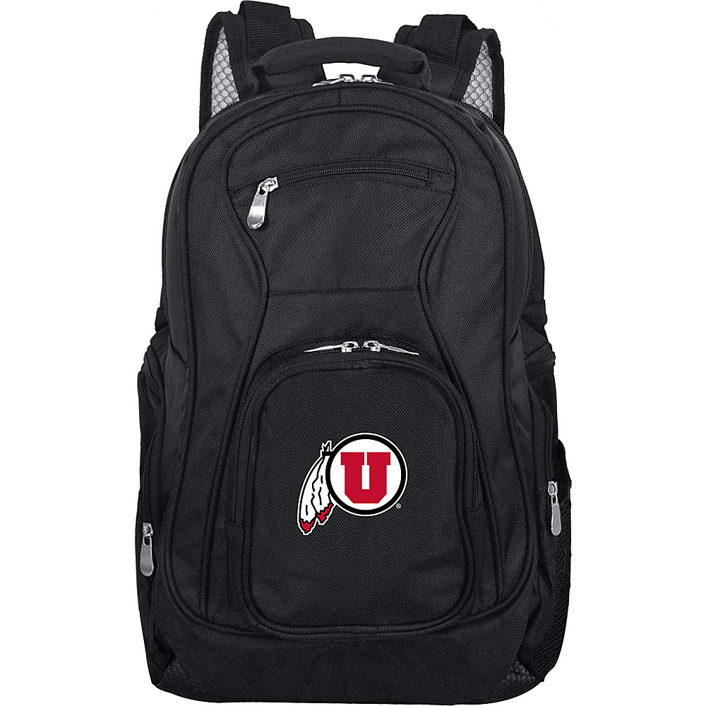 MOJO Denco College NCAA Laptop Backpack Utah - MOJO Denco Business & Laptop Backpacks - Backpacks, Business & Laptop Backpacks