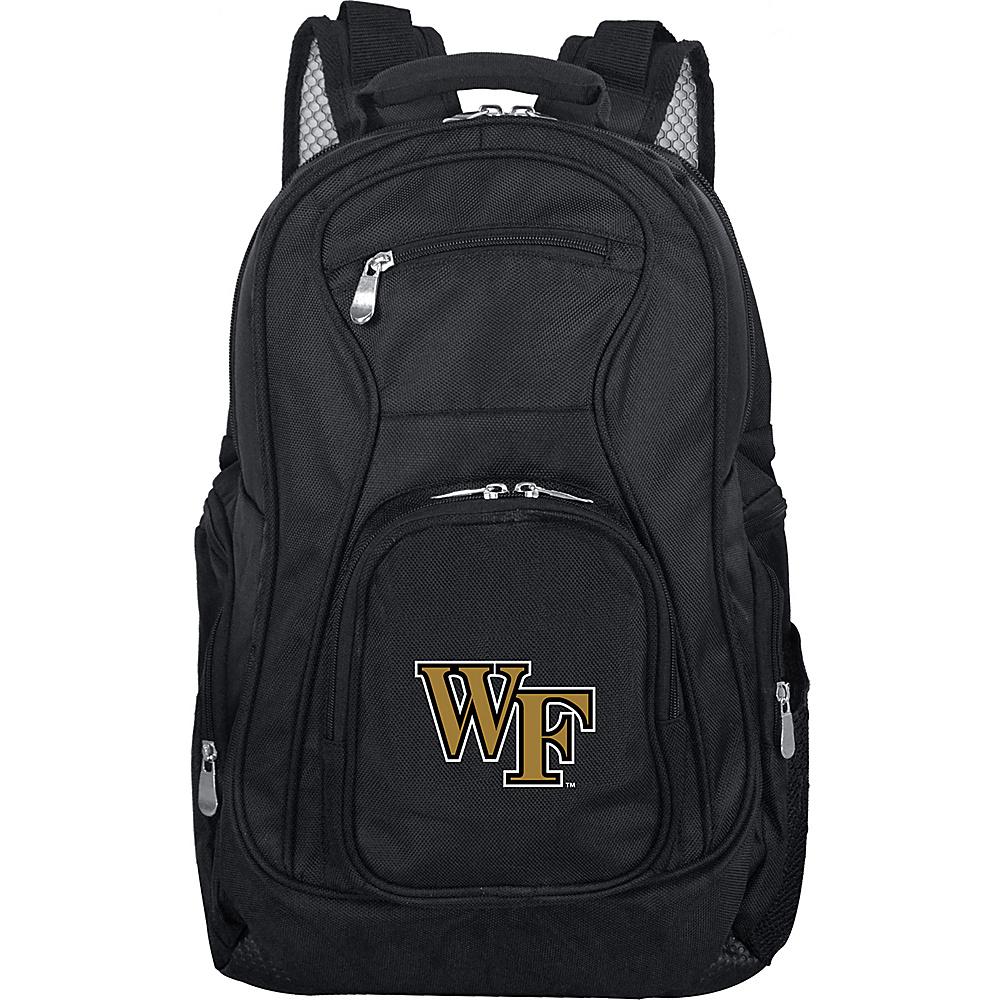 MOJO Denco College NCAA Laptop Backpack Wake Forest - MOJO Denco Business & Laptop Backpacks - Backpacks, Business & Laptop Backpacks