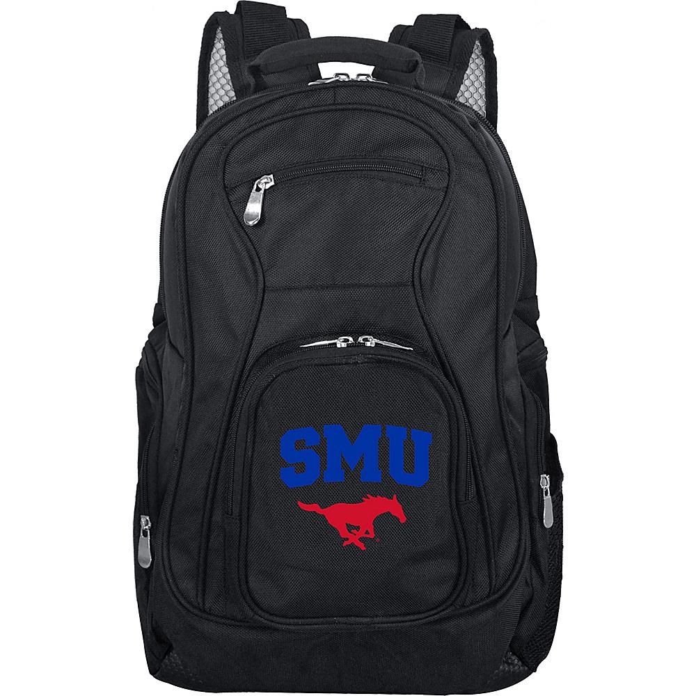 MOJO Denco College NCAA Laptop Backpack Southern Methodist - MOJO Denco Business & Laptop Backpacks - Backpacks, Business & Laptop Backpacks