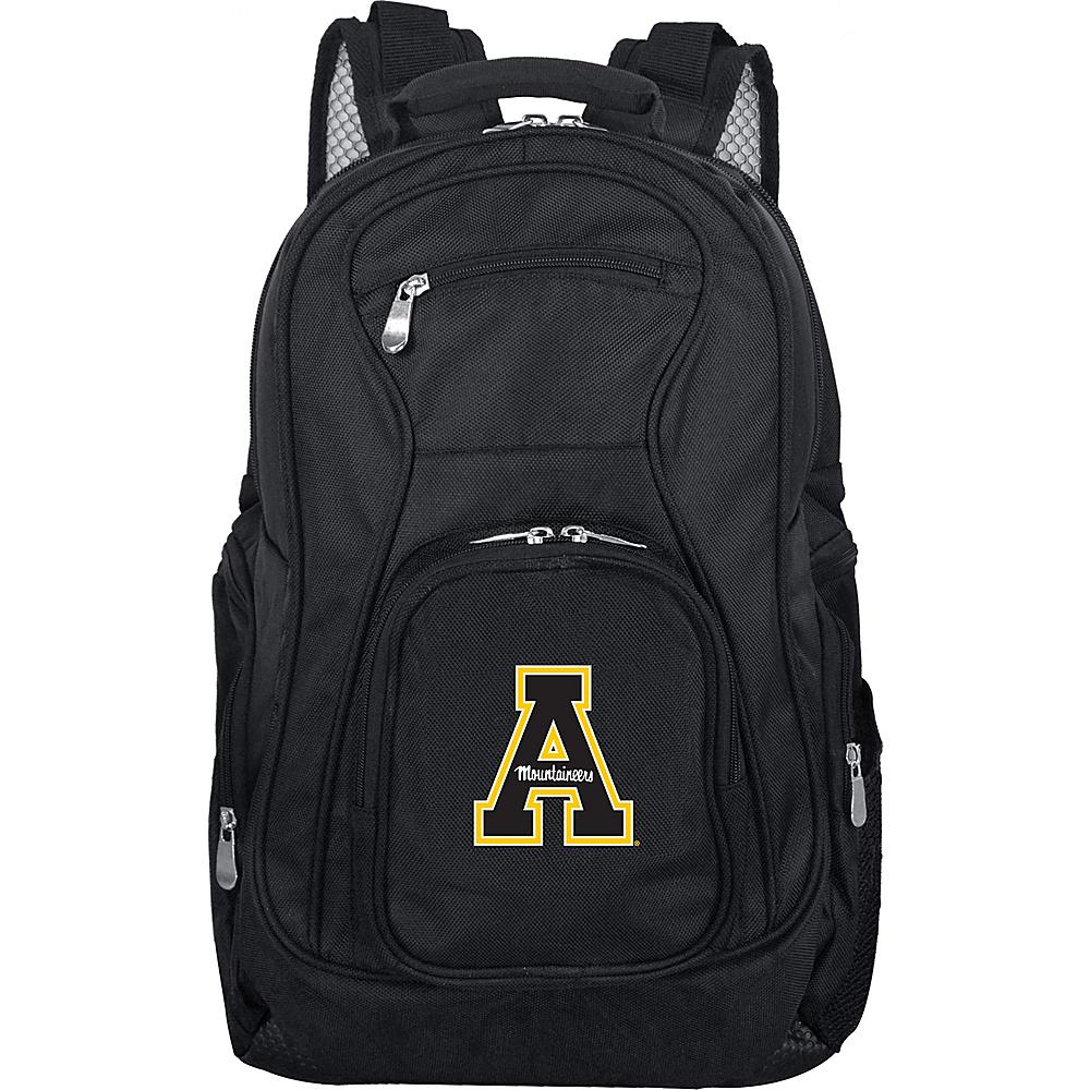 MOJO Denco College NCAA Laptop Backpack Appalachian State - MOJO Denco Business & Laptop Backpacks - Backpacks, Business & Laptop Backpacks